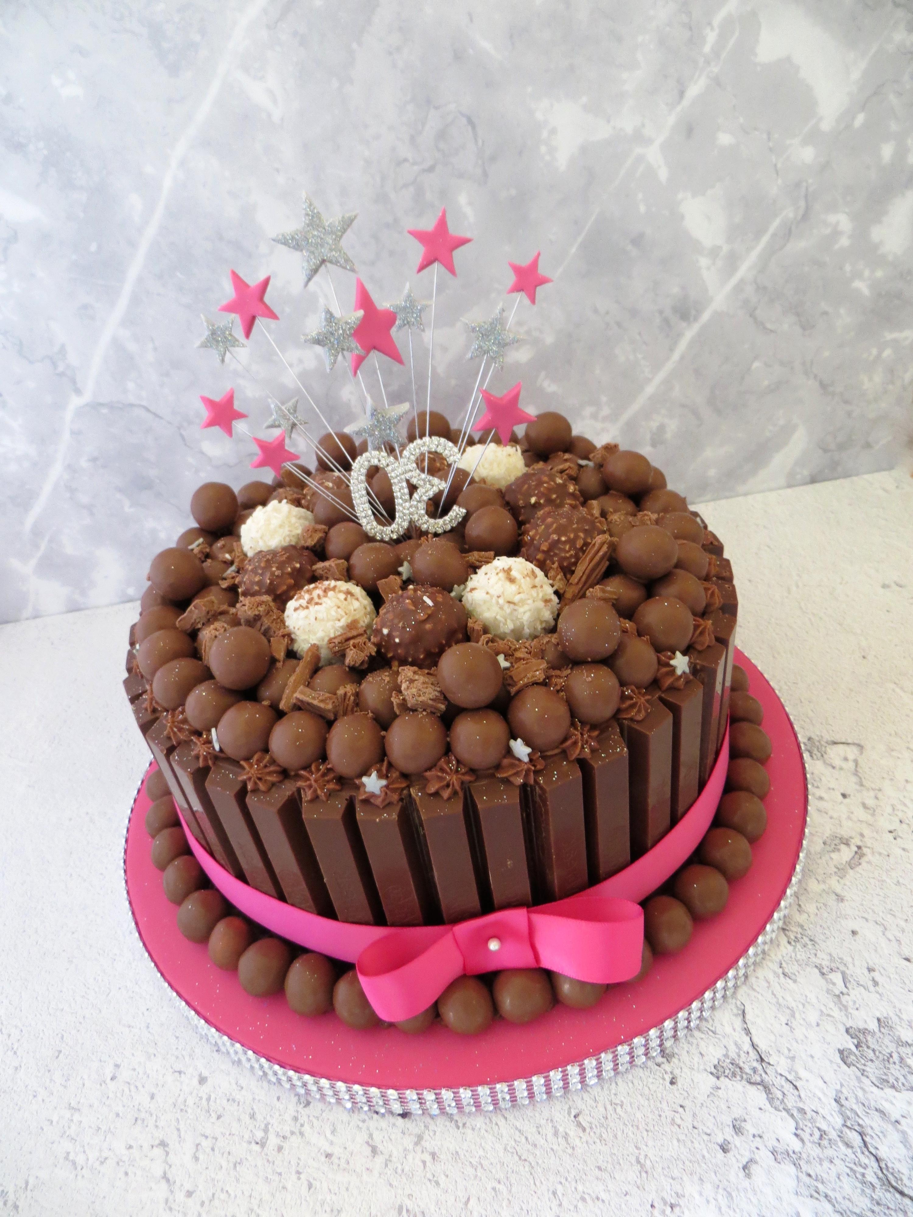 Gâteau au chocolat et aux noisettes -une recette facile et surtout bonne