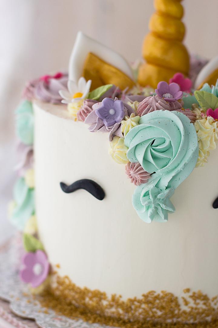 Gâteau licorne facile à faire