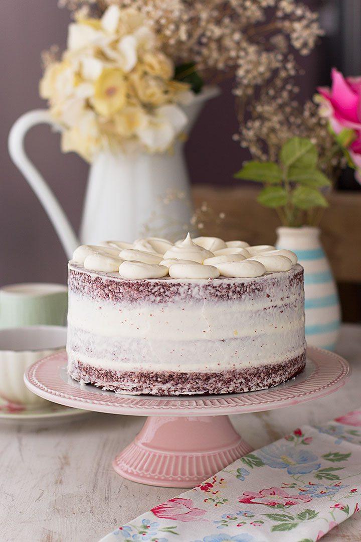 50+ idées de gâteau d'anniversaire nu