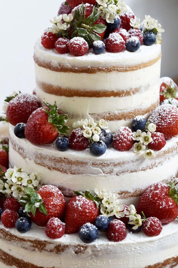 Nos meilleures idées de gâteau d'anniversaire nu