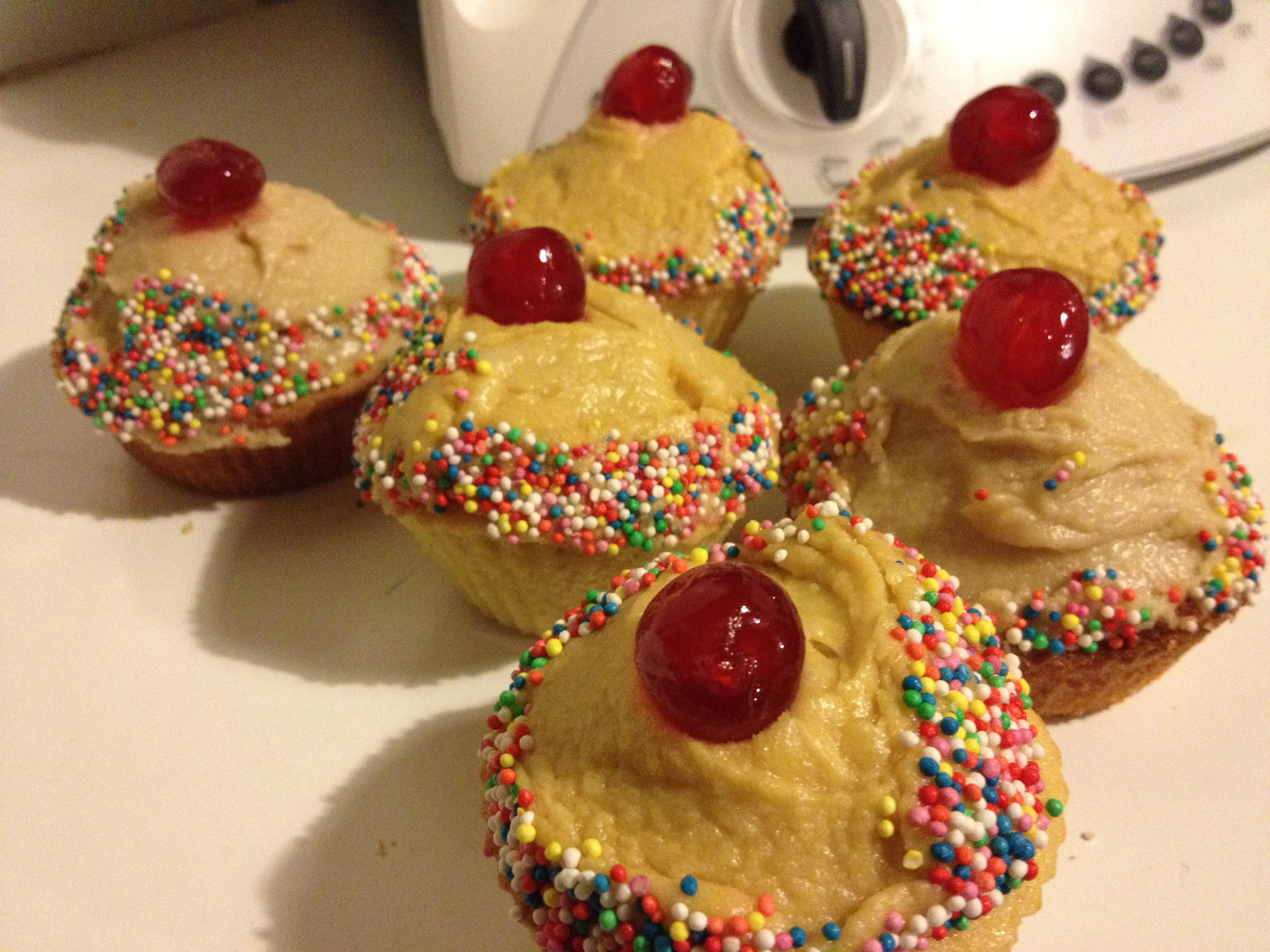 Recette de dessert- un petit gâteau