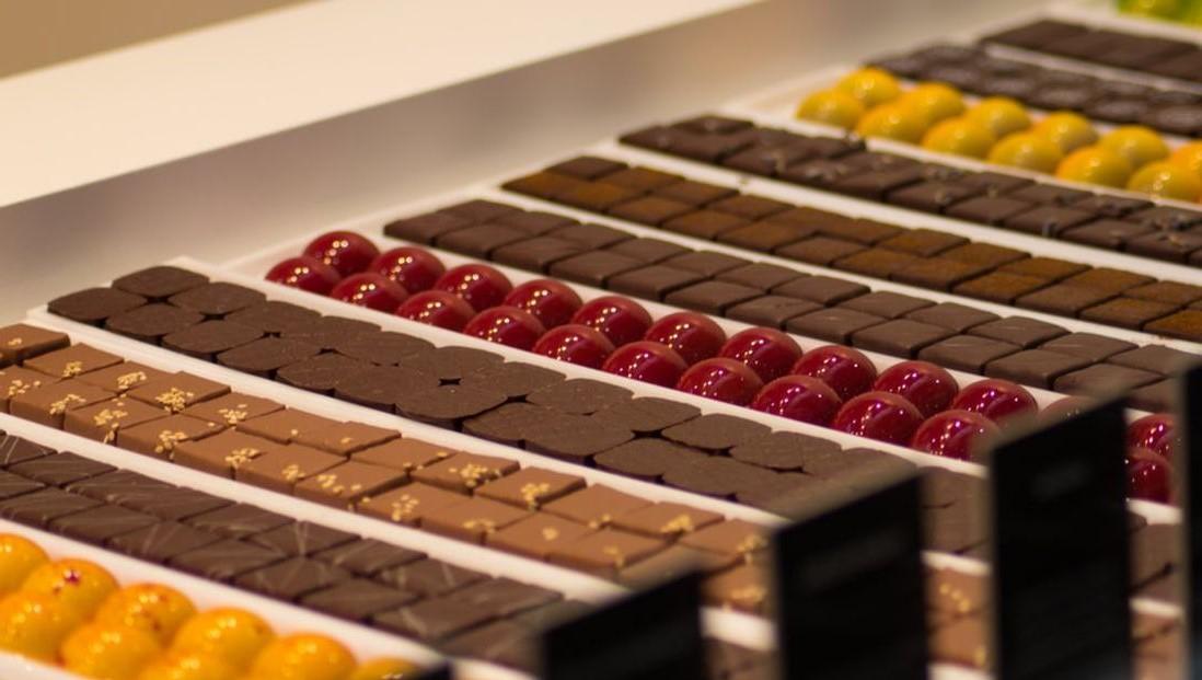 Cela met également à l'honneur les producteurs et pas seulement les chocolatiers célèbres.