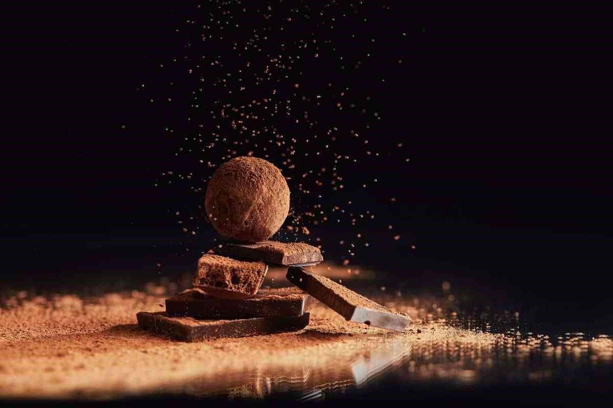 Le Salon du Chocolat a vu le jour en 1994, grâce à l'idée de Sylvie Douce et de François Jeantet lors d'un dîner.