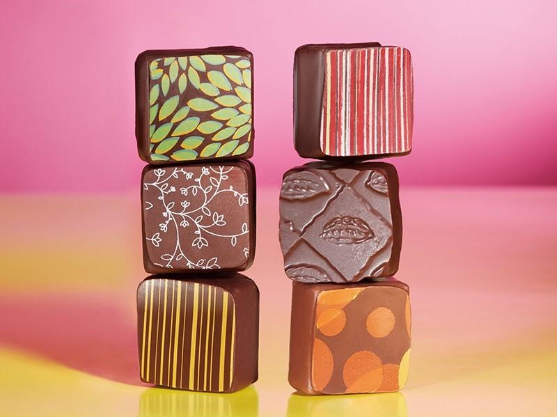 Ils voulaient créer un salon sur le chocolat destiné aux professionnels et au public.