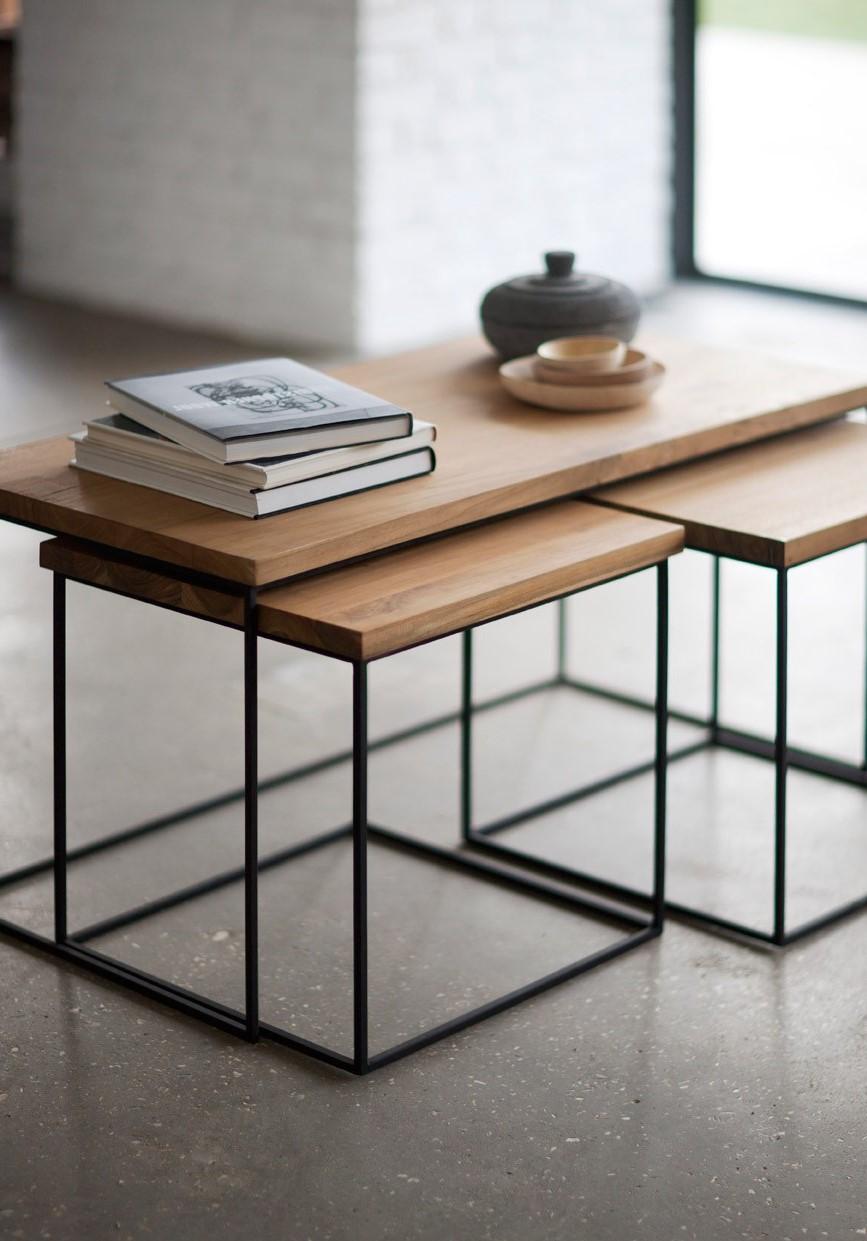 Présentant un mélange parfait d'adaptabilité, de design innovant, de style et de fonctionnalité, la table gigogne semble être presque indispensable dans chaque maison.