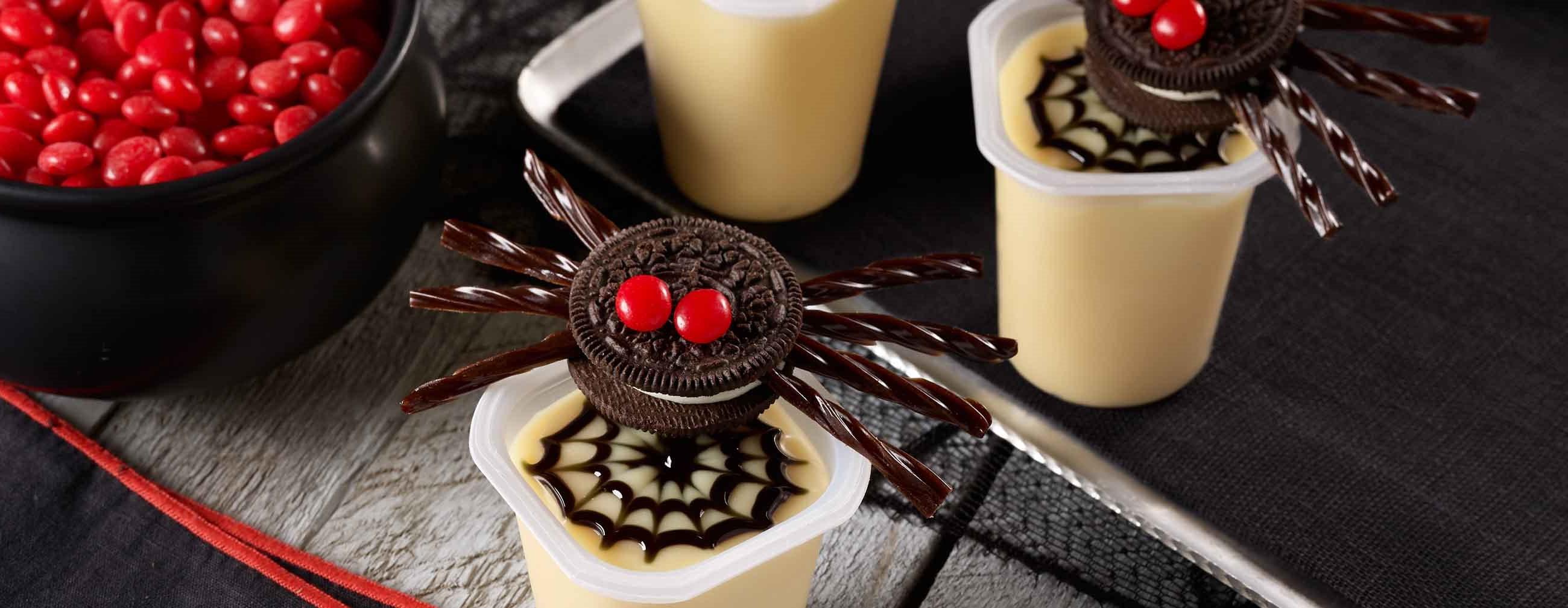 Le bonus est que vous pouvez manger vos créations d'Halloween!