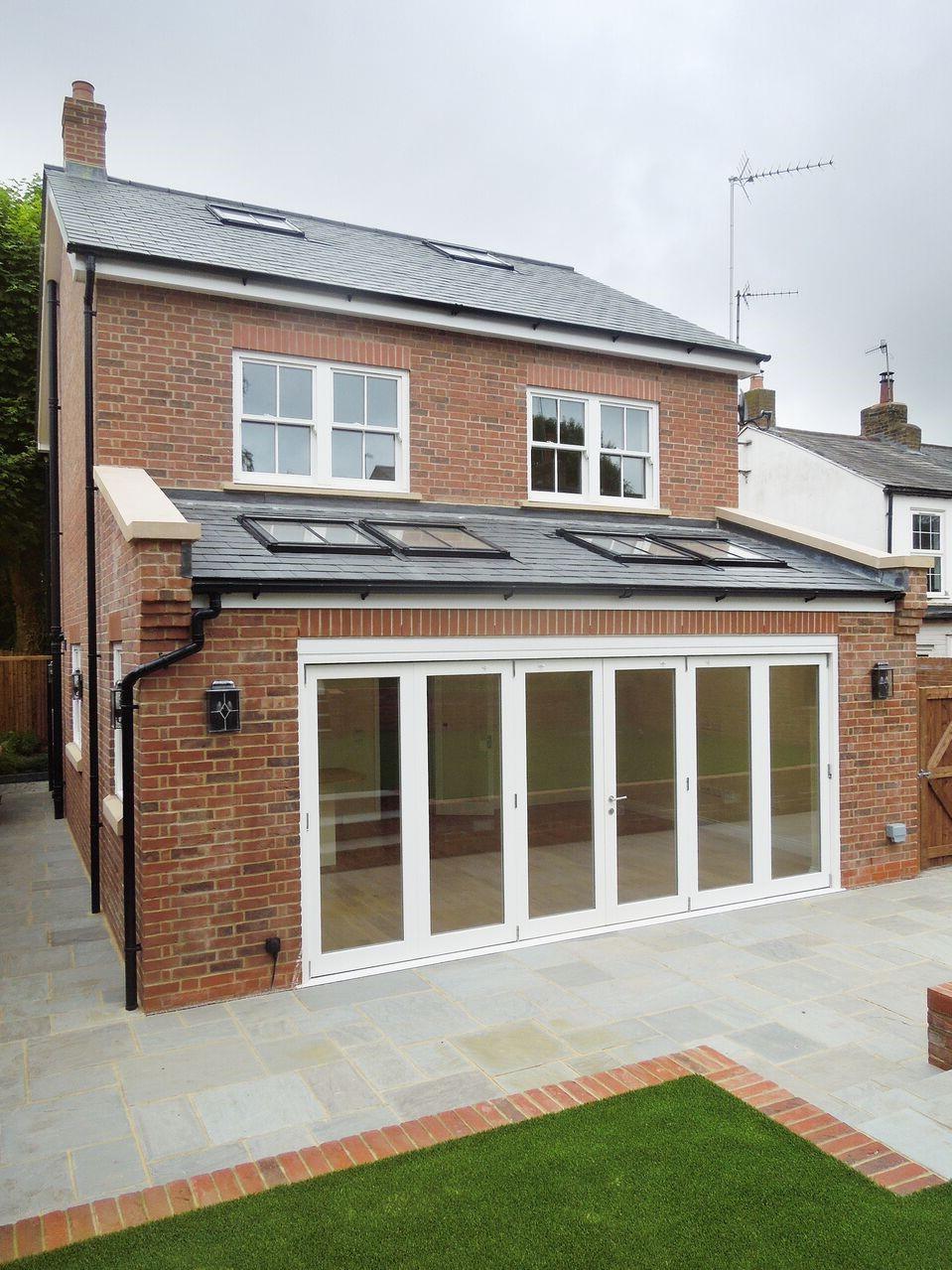 Dans les lignes suivantes, nous décrivons les différents types d'extensions de maison disponibles.