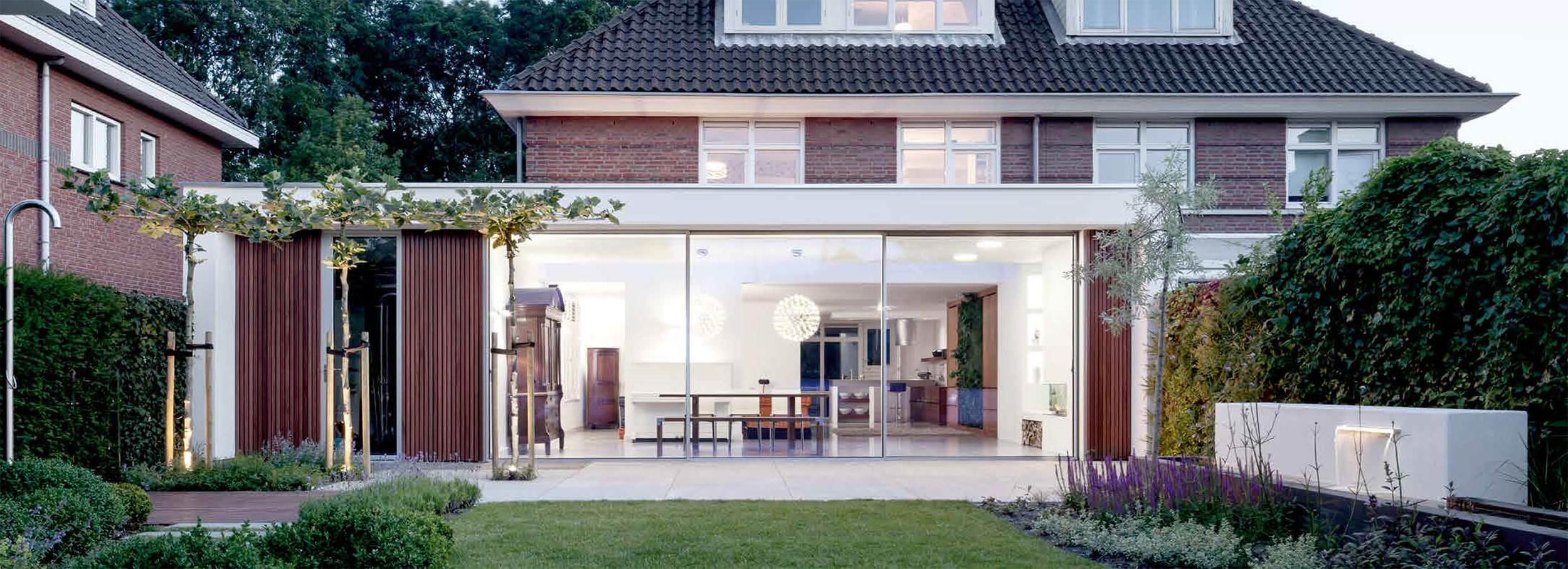 Voyons maintenant les avantages de la construction d'une extension de maison.