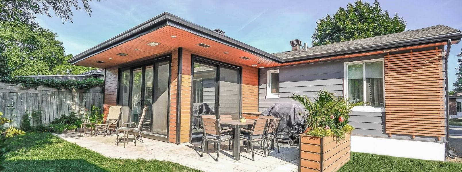 Non seulement vous ferez des économies à court terme, mais les extensions de maison sont un excellent moyen d'ajouter de la valeur à votre maison!