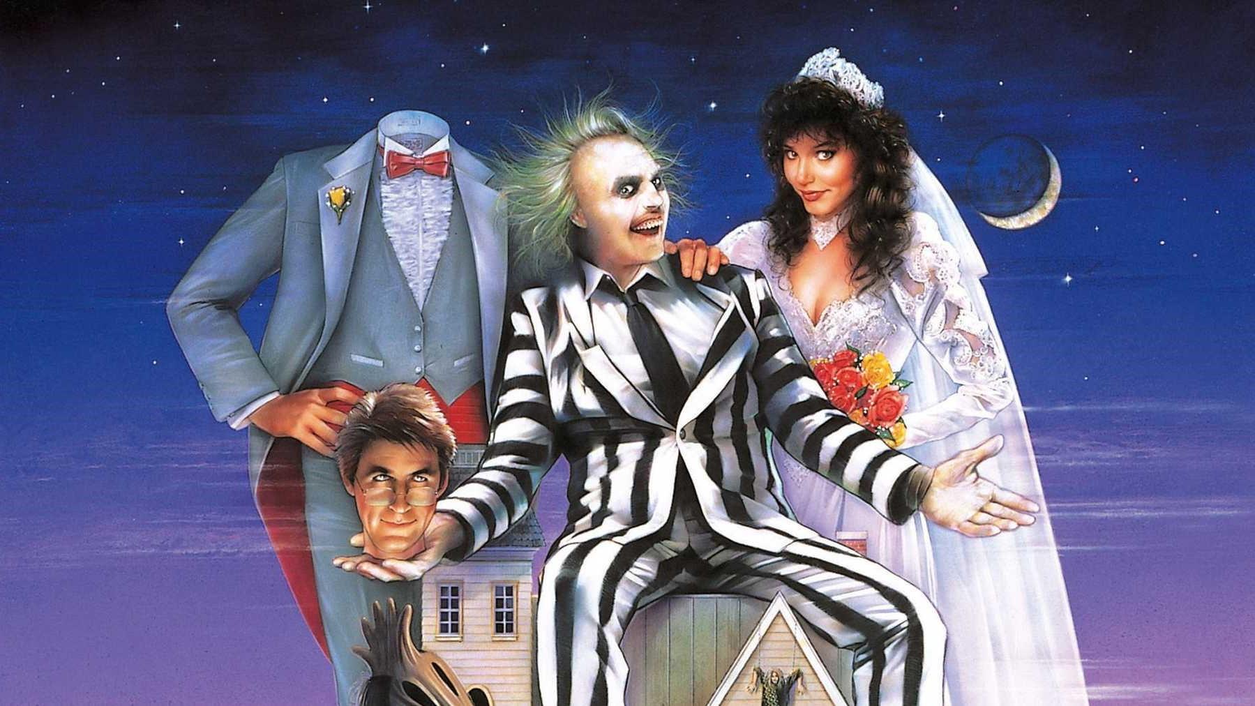 Films d'Halloween pour les enfants: Beetjuice.