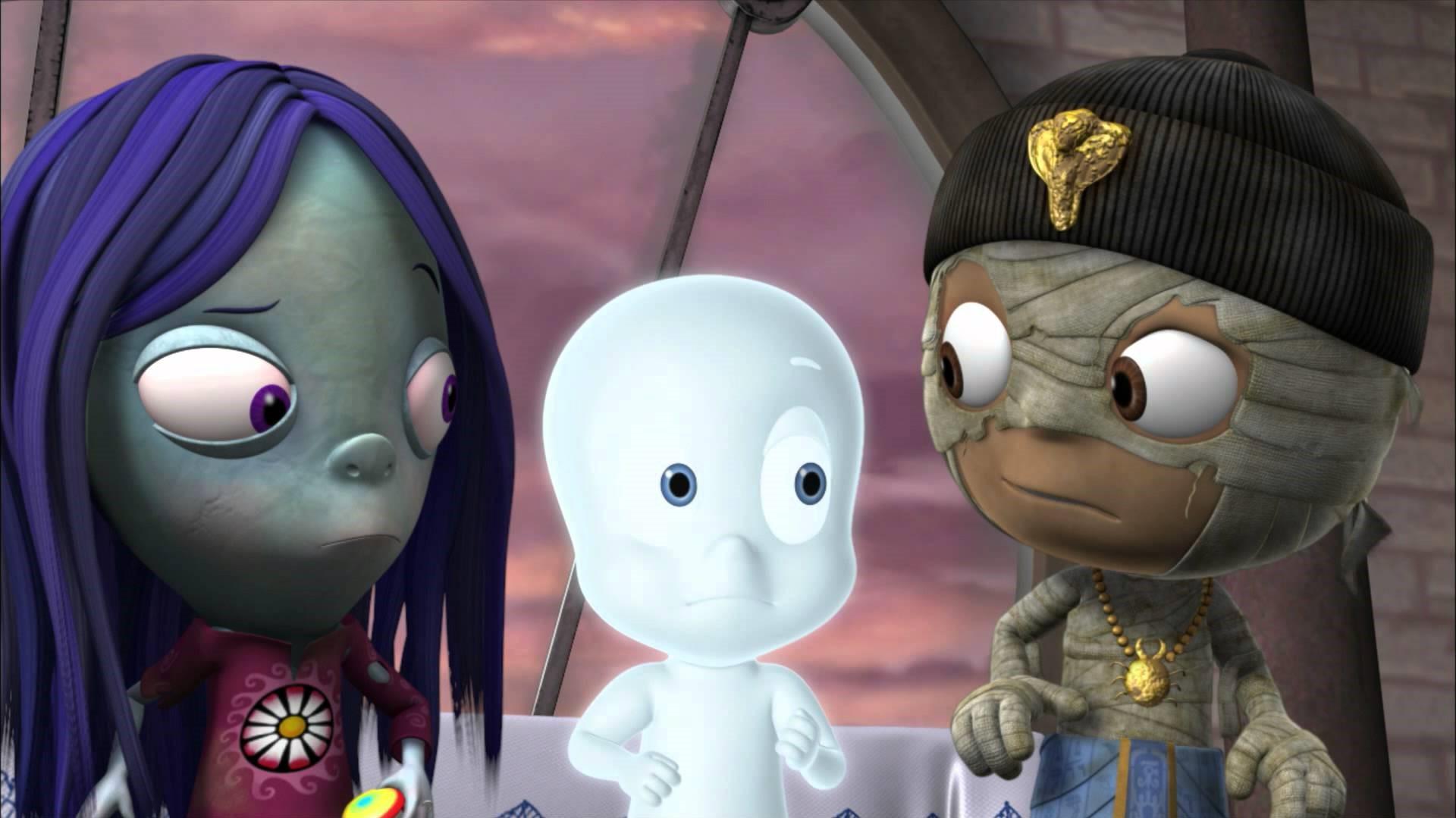 Casper : L'École de la peur.