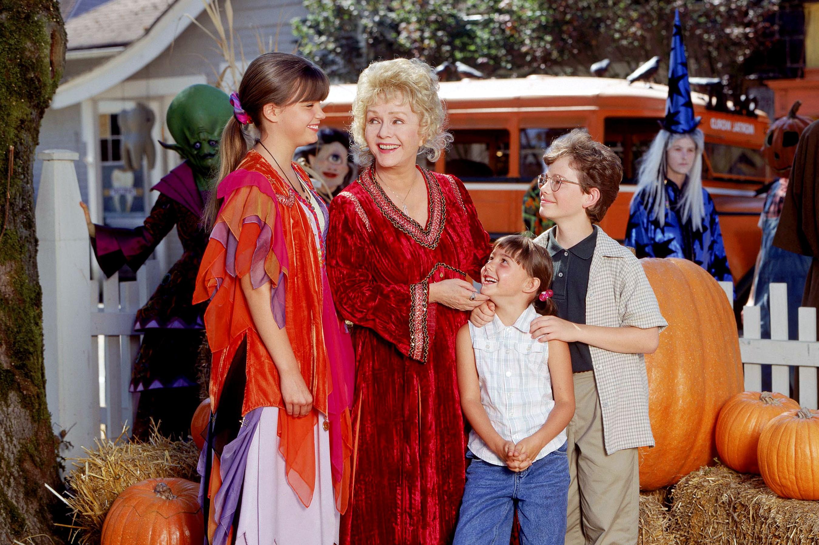 Les Sorcières d'Halloween.