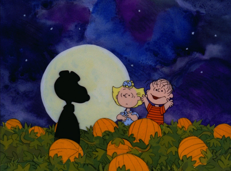 C'est la grande citrouille, Charlie Brown.