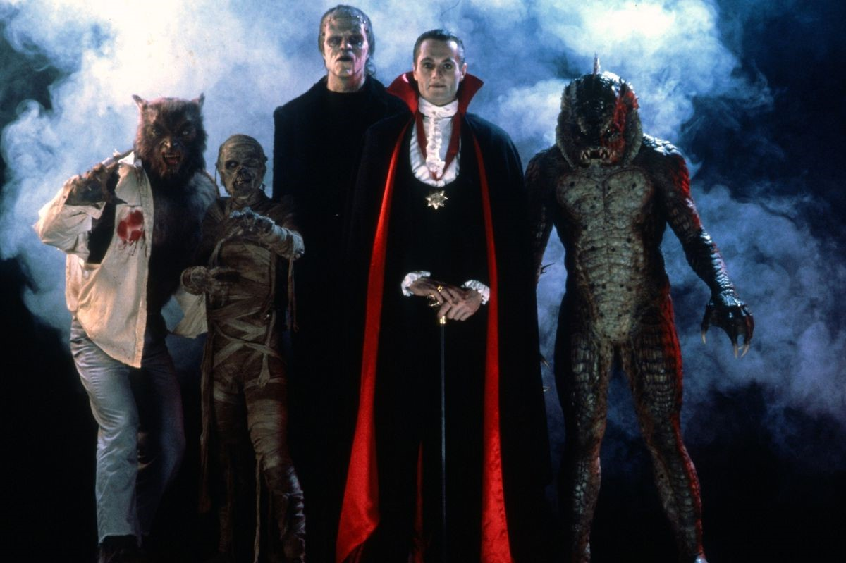The Monster Squad.