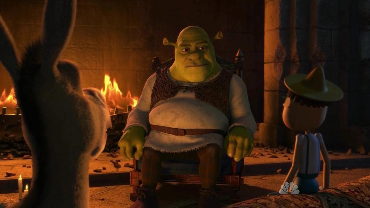 Shrek, fais-moi peur!