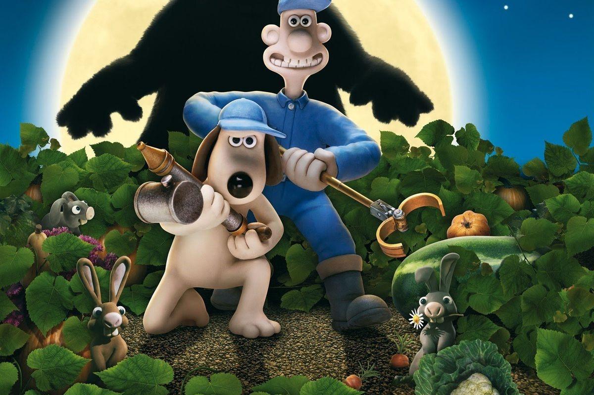 Wallace et Gromit : Le Mystère du lapin-garou.