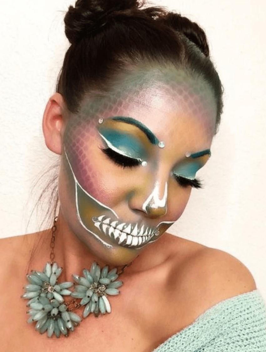 Vous n'avez pas besoin de dépenser beaucoup d'argent pour obtenir le look parfait pour Halloween.