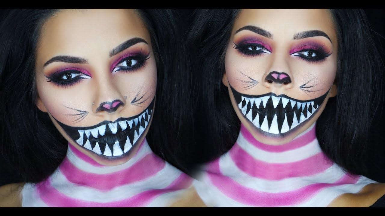 Si vous voulez quelque chose de différent et d'effrayant, choisissez le Chat du Cheshire.