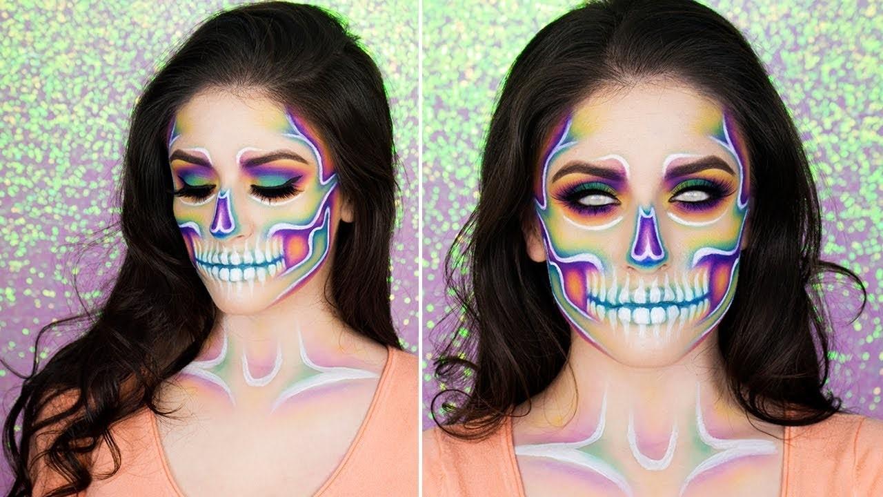 Apprenez les meilleures astuces pour le maquillage d'Halloween pour les femmes.
