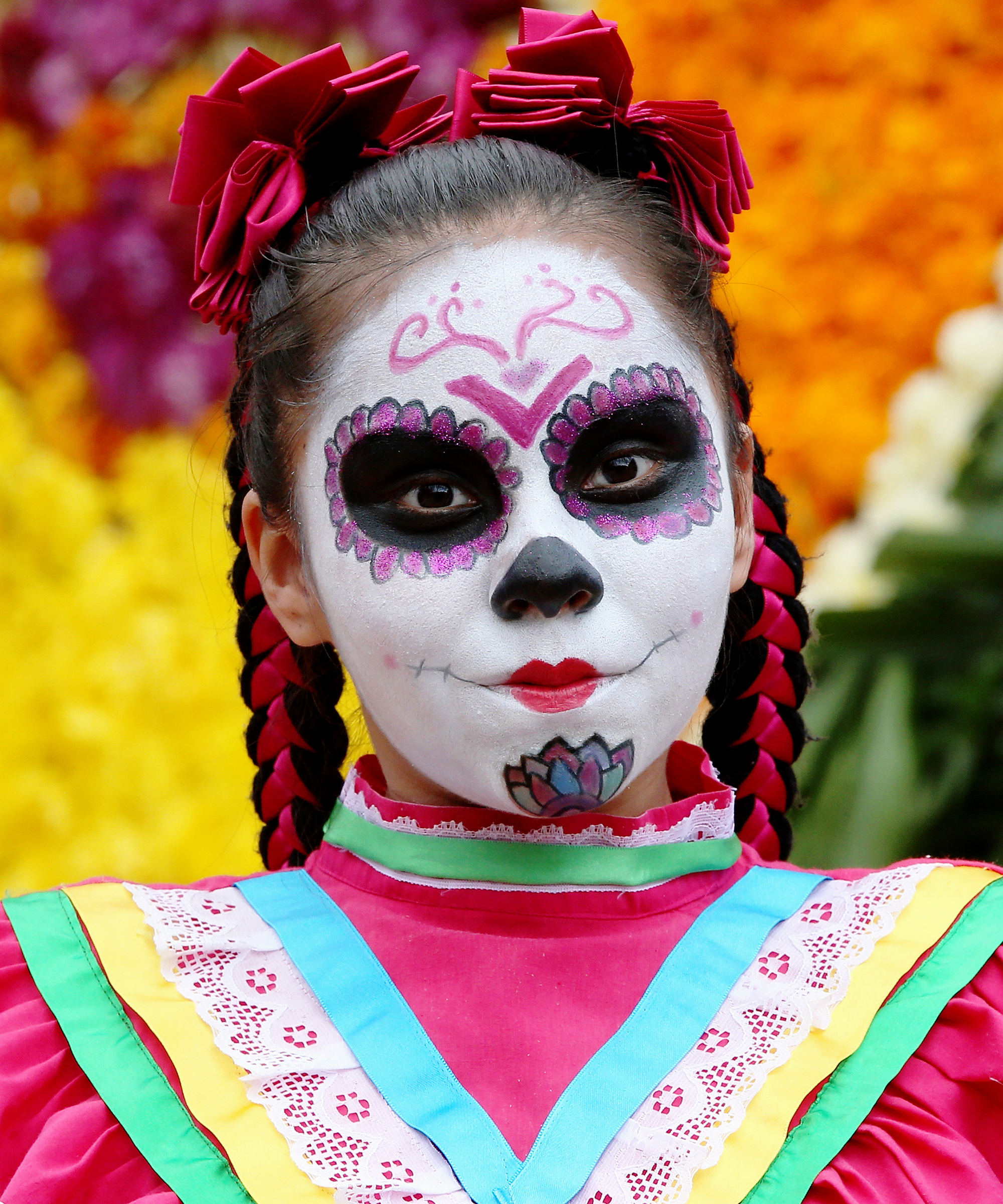 His second appearance in Mexican culture is a much closer version of our modern Calavera Catrina.