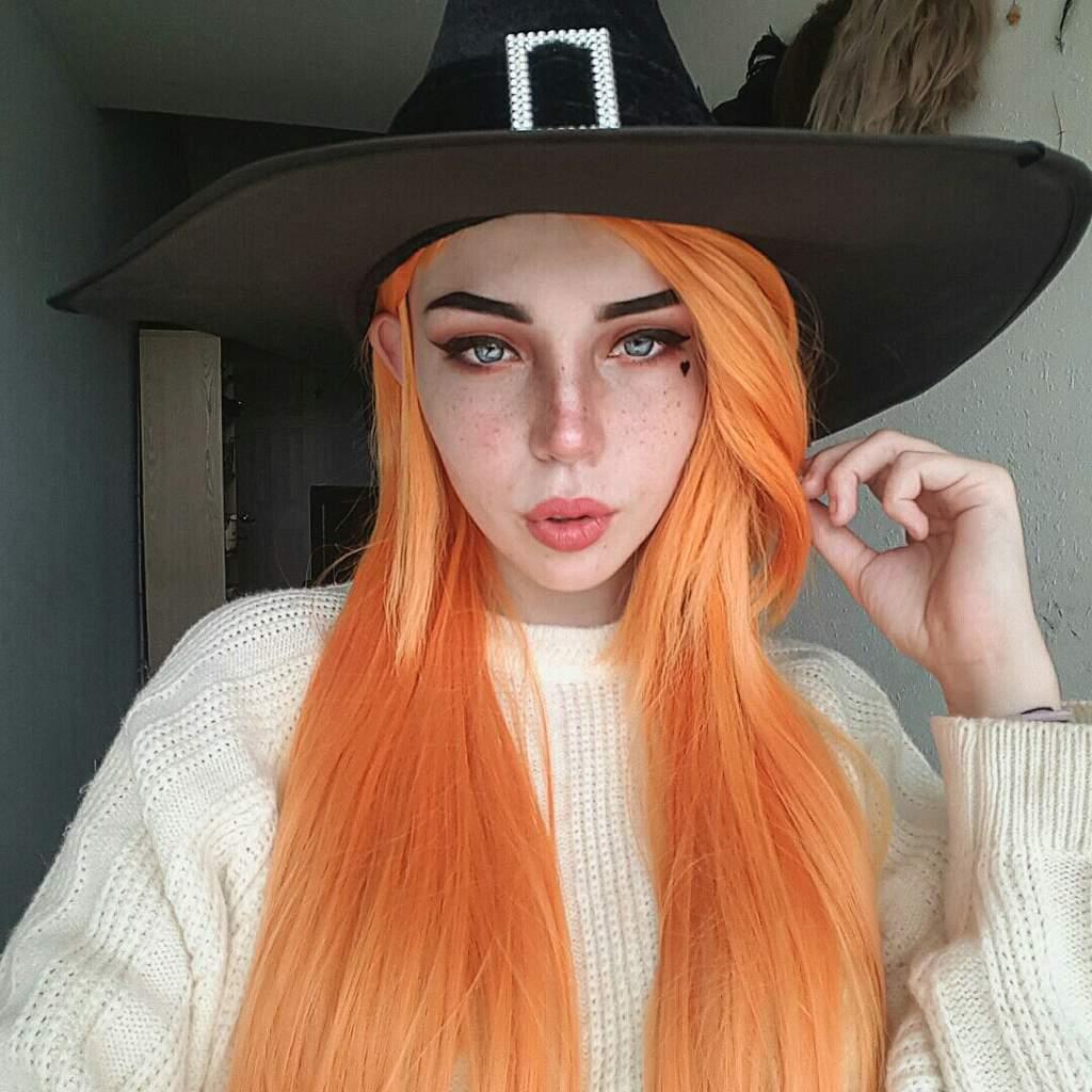 Attirer les yeux avec ce maquillage d'une bonne sorcière