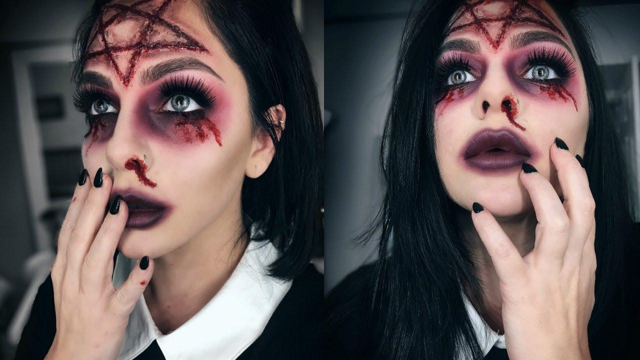 La sorcière sanglante est vraiment terrifiante