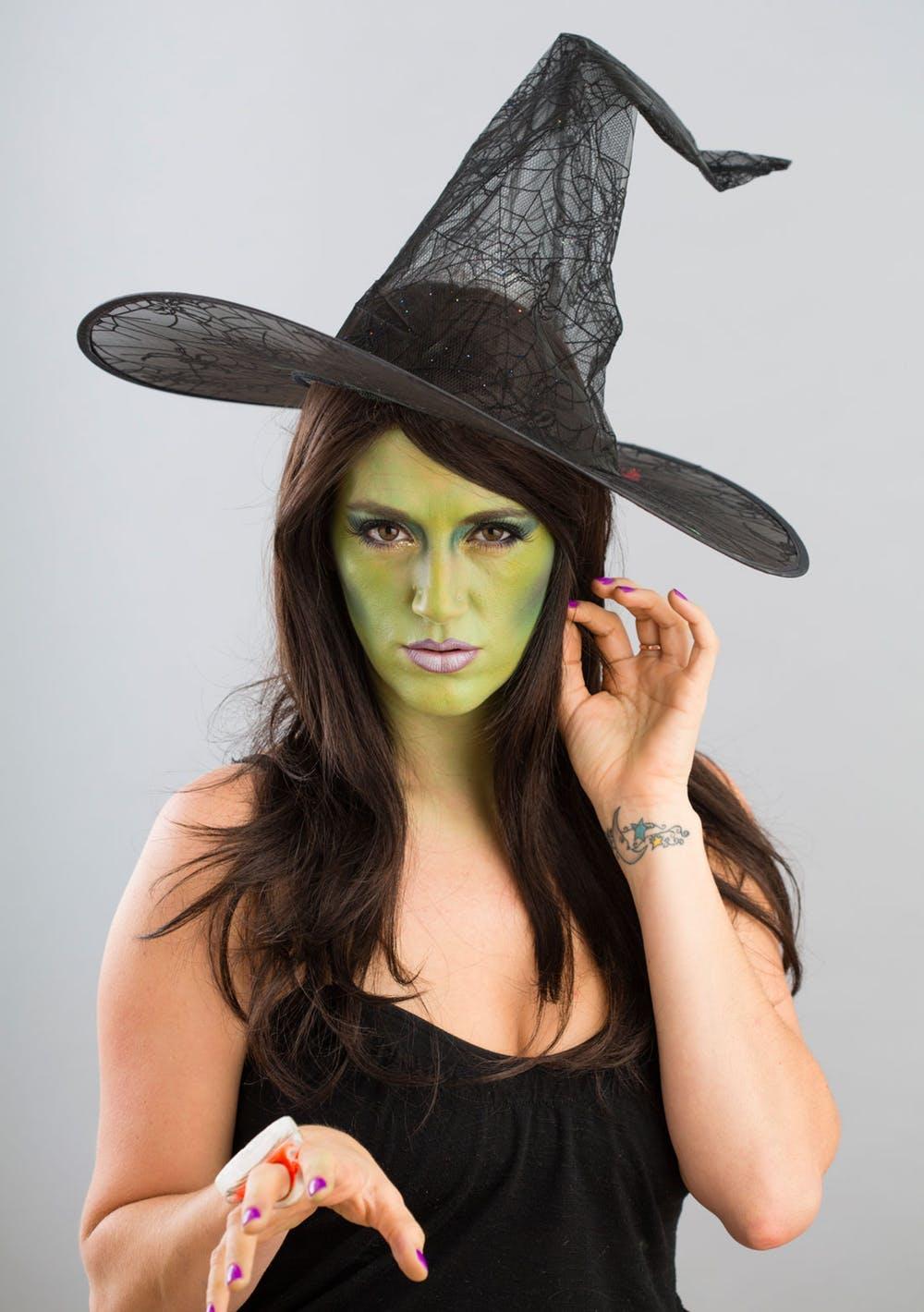 Le vert va toujours aux sorcières