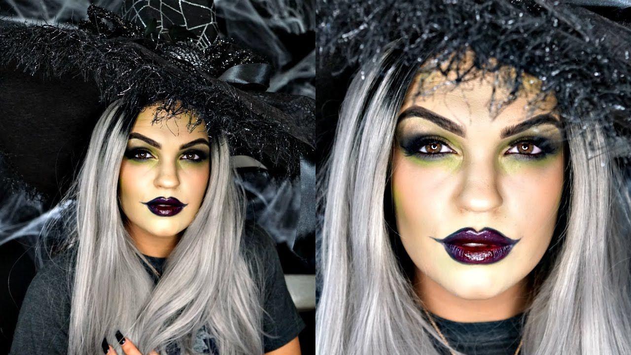 De cette façon, vous pouvez totalement vous transformer pour Halloween.