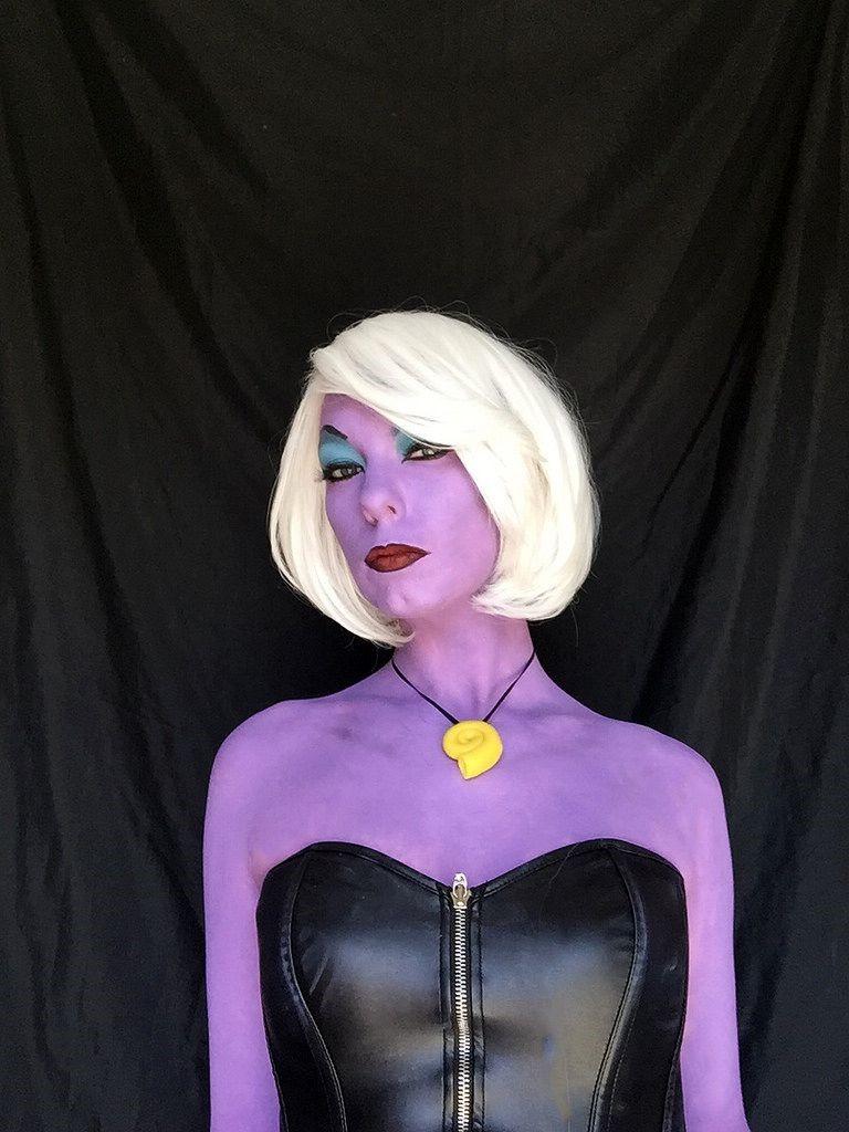Ou vous pouvez être la sorcière de la mer Ursula.