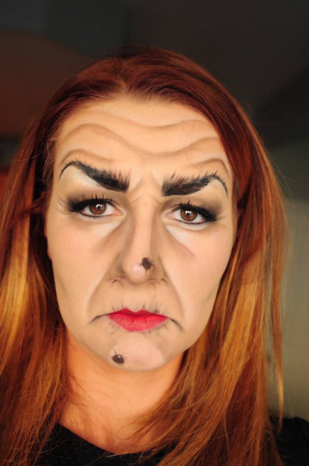Maquillage de dernière minute très facile