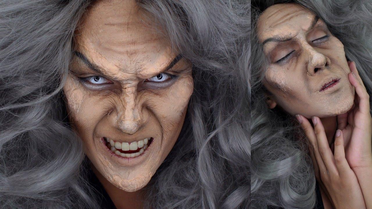 Avec ce maquillage, vous ferez peur même aux voisins