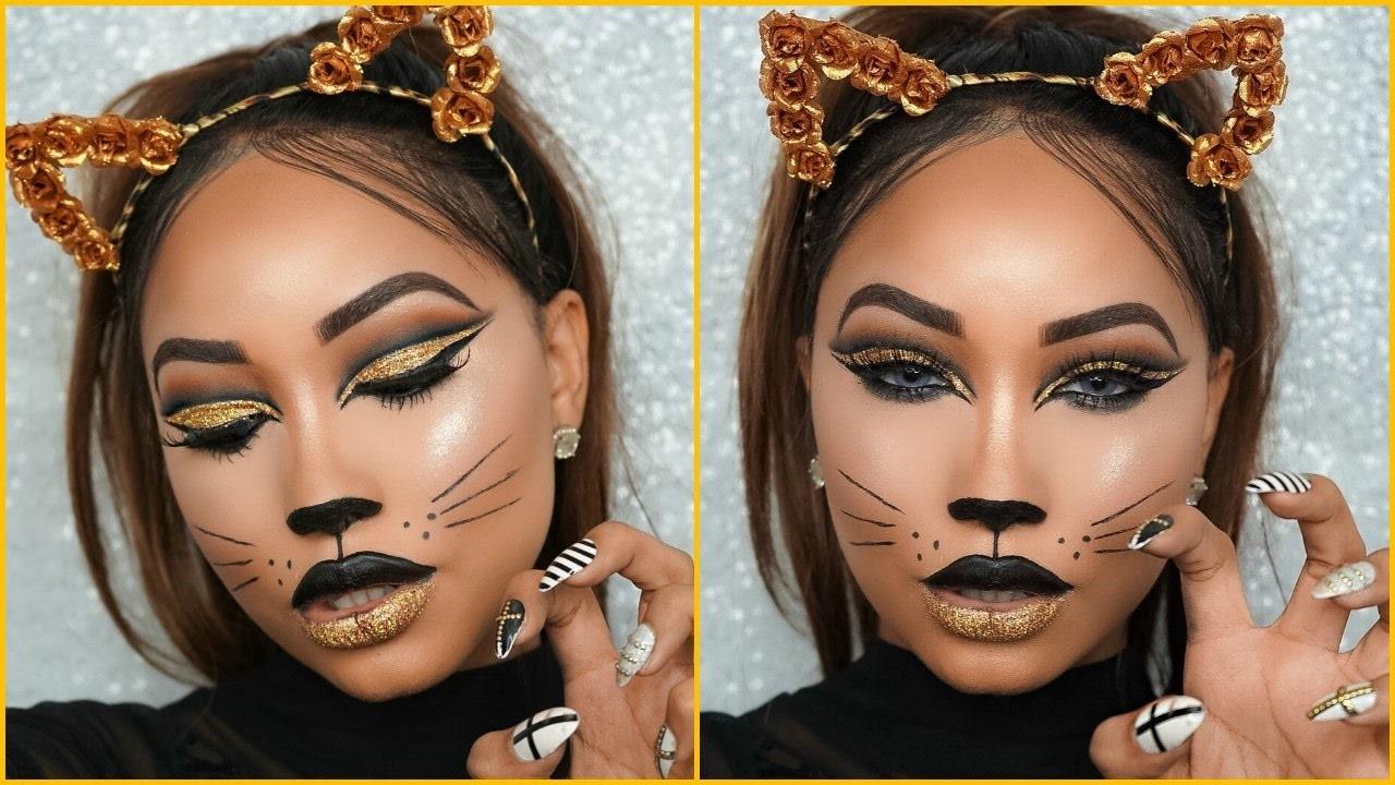 Avec ce tuto de maquillage d'Halloween vous gagnerez du temps!