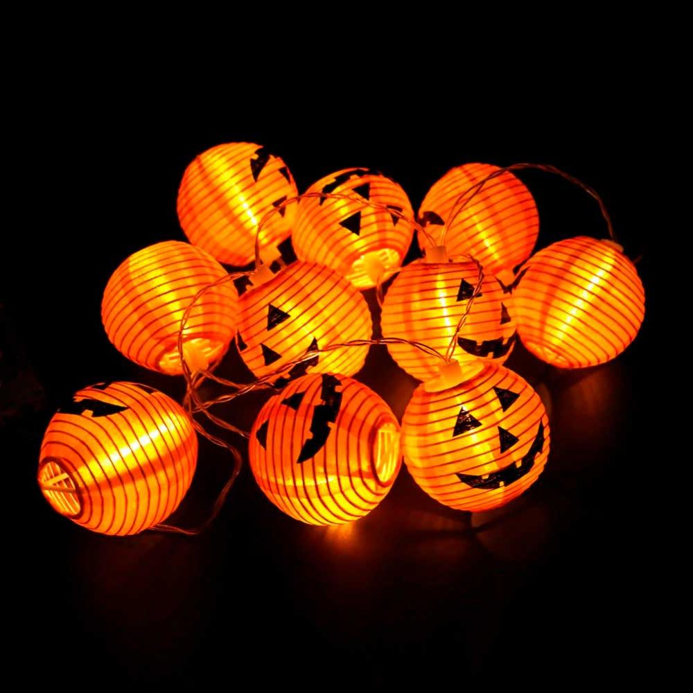 Un éclairage fantasmagorique de Halloween à fabriquer soi-même