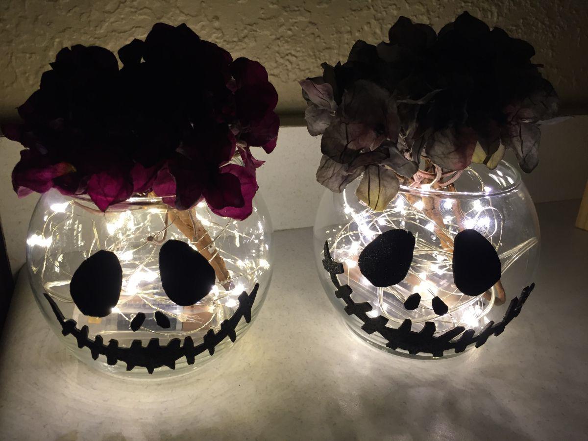Jack Skellington décorations pour Halloween