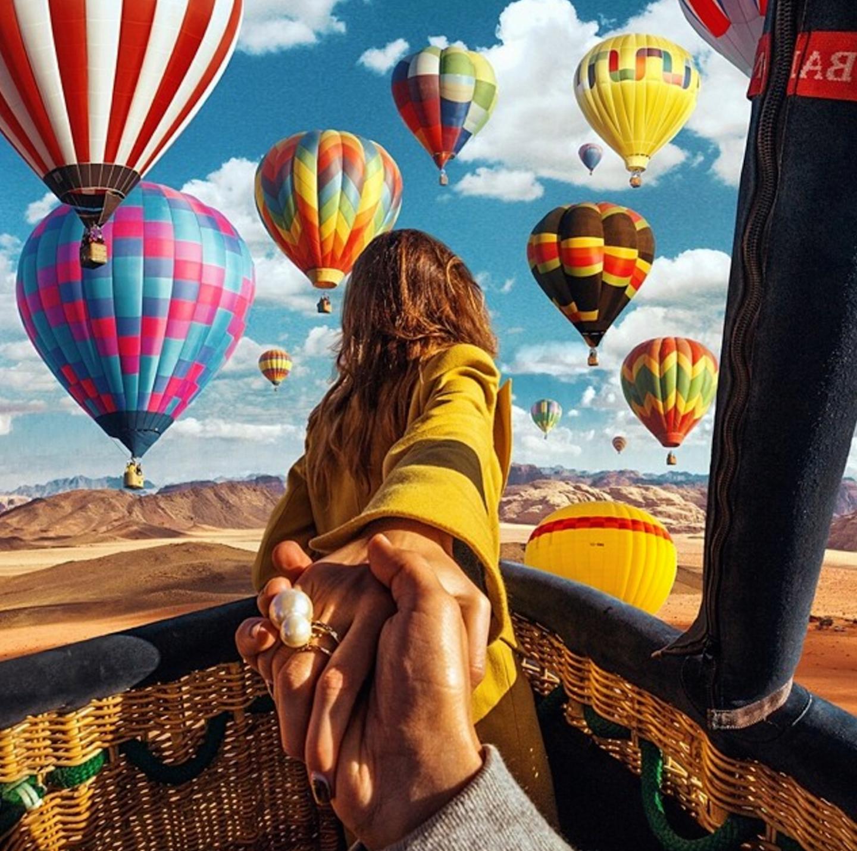 Choisissez une destination romantique pour cette aventure.