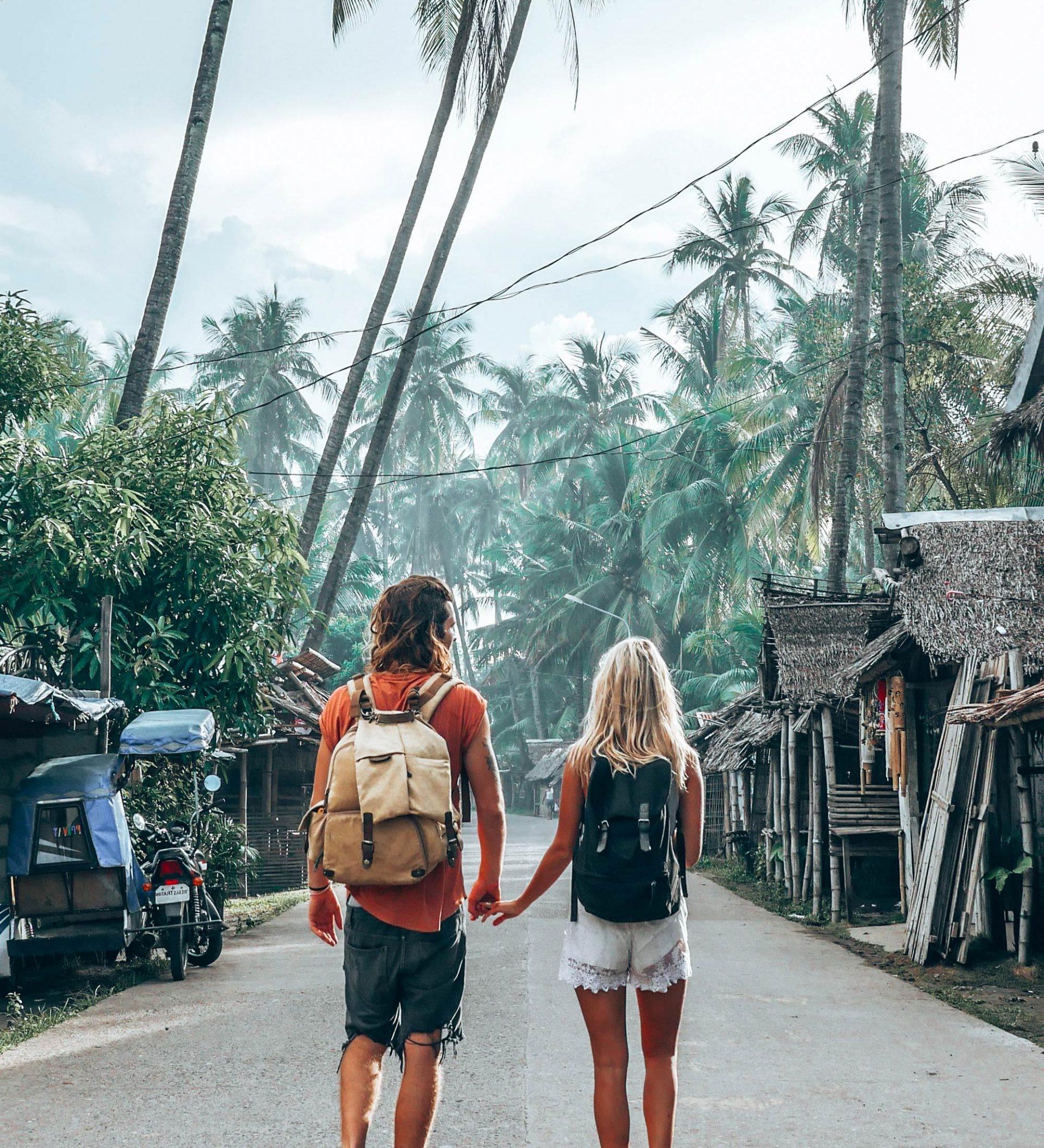 xplorez un nouveau pays avec votre conjoint.