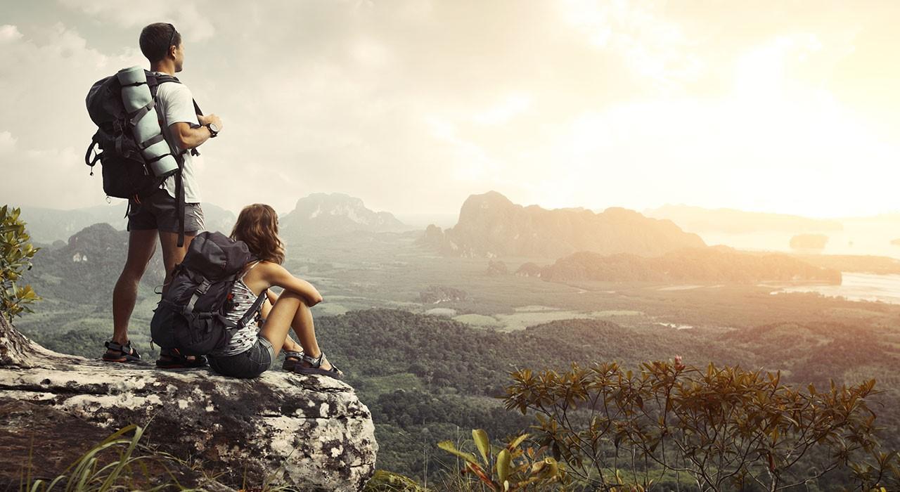 Planifiez des vacances en camping ensemble.