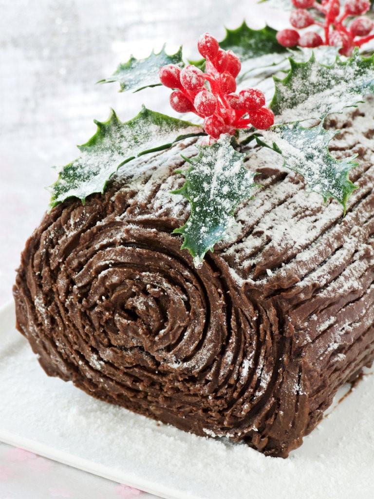 Préparez ce délicieux gâteau pour votre invités ce Noël.