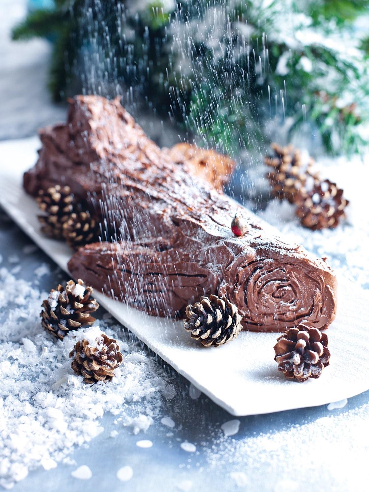 La recette de la Bûche de Noël parfaite.
