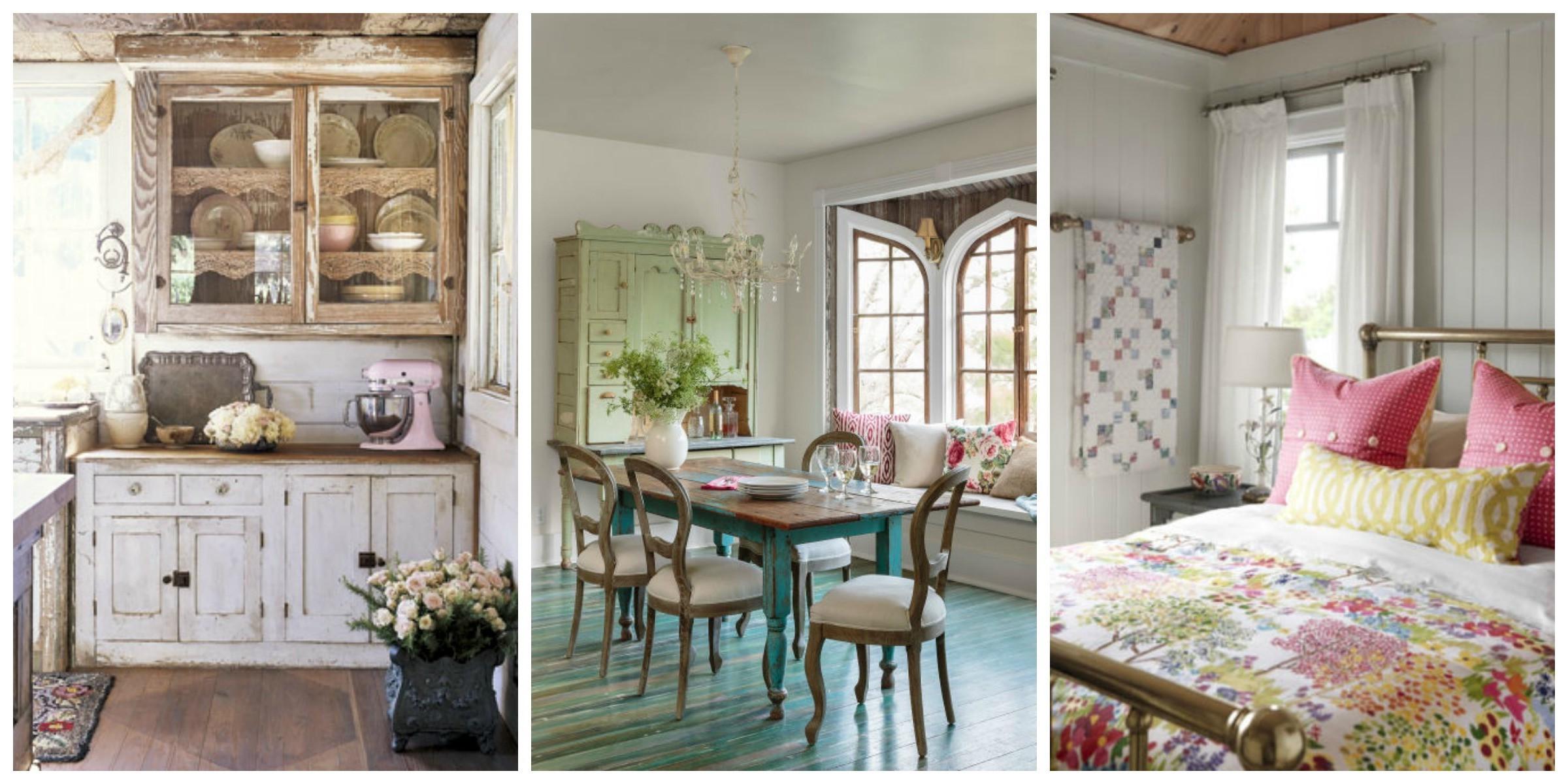 Tous ces détails évoquent une image de la perfection rurale anglaise et peuvent s'avérer difficiles à reproduire.