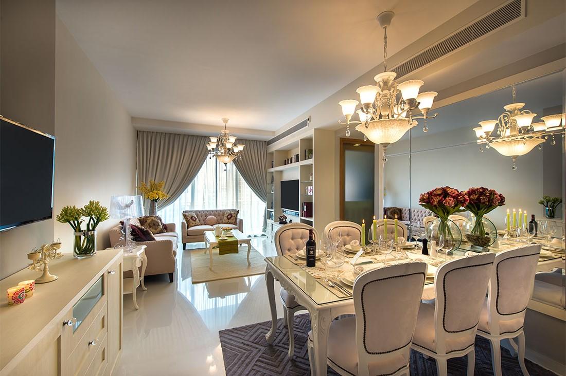 La salle à manger est une pièce essentielle qui complète votre maison.
