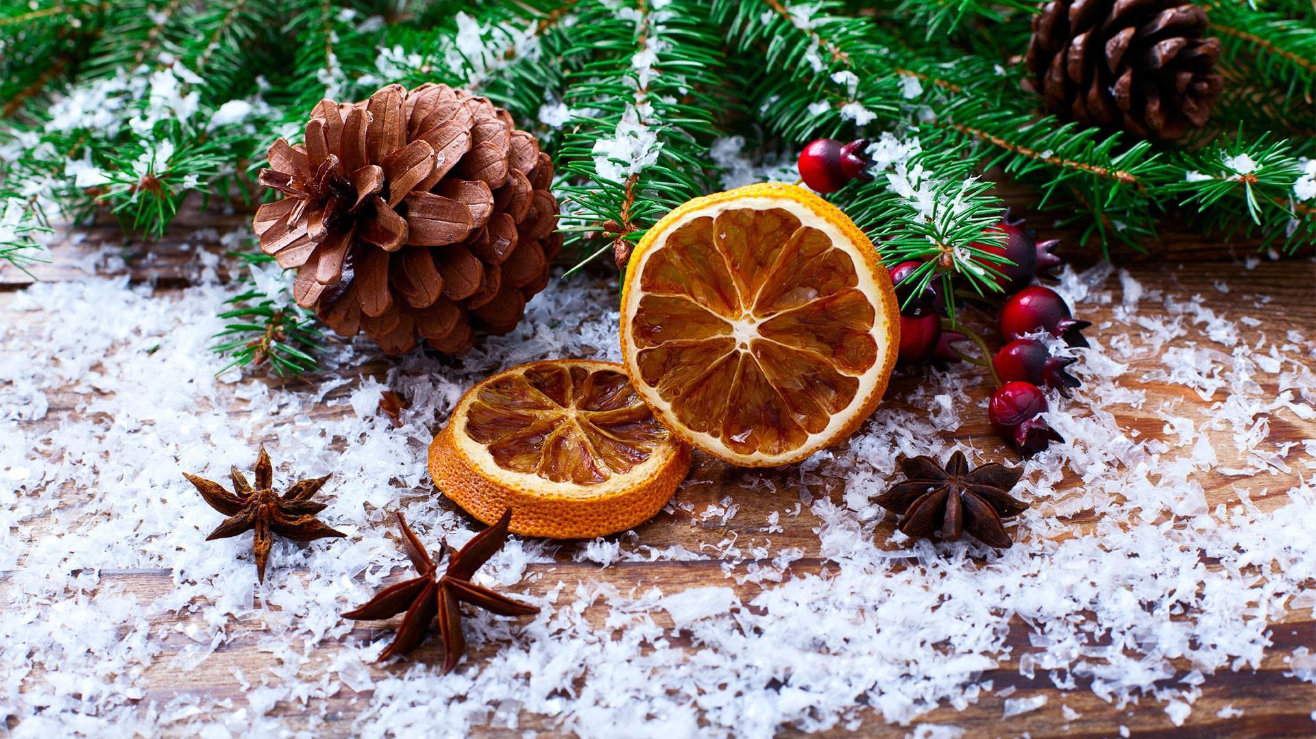 Utilisez des graines d'anis pour un Noël encore plus aromatique.