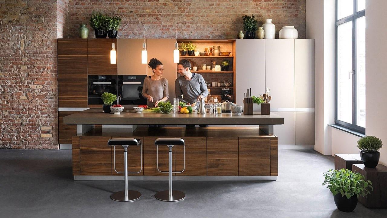 5 façons de créer une jolie cuisine semi-ouverte sur séjour