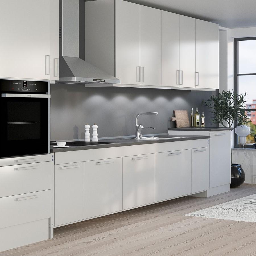 La hauteur d'un plan de travail de cuisine est un facteur essentiel pour la seciruté de votre famille.