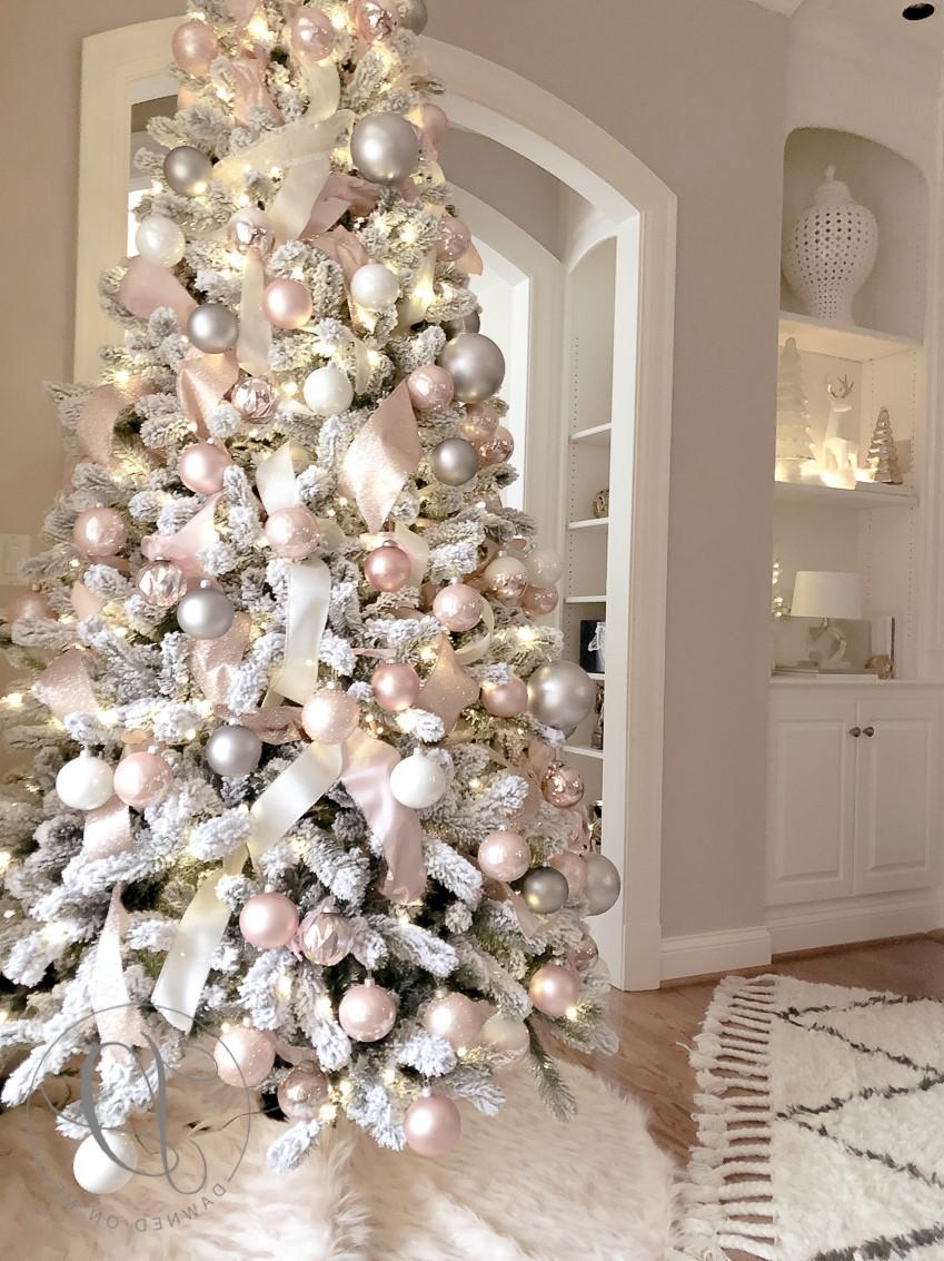 Conte de Noël en blanc!