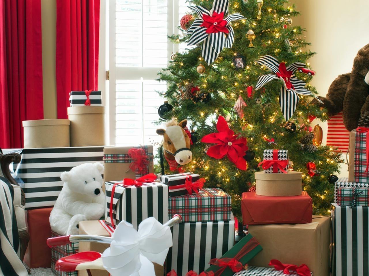 Le petit atelier du père Noël.