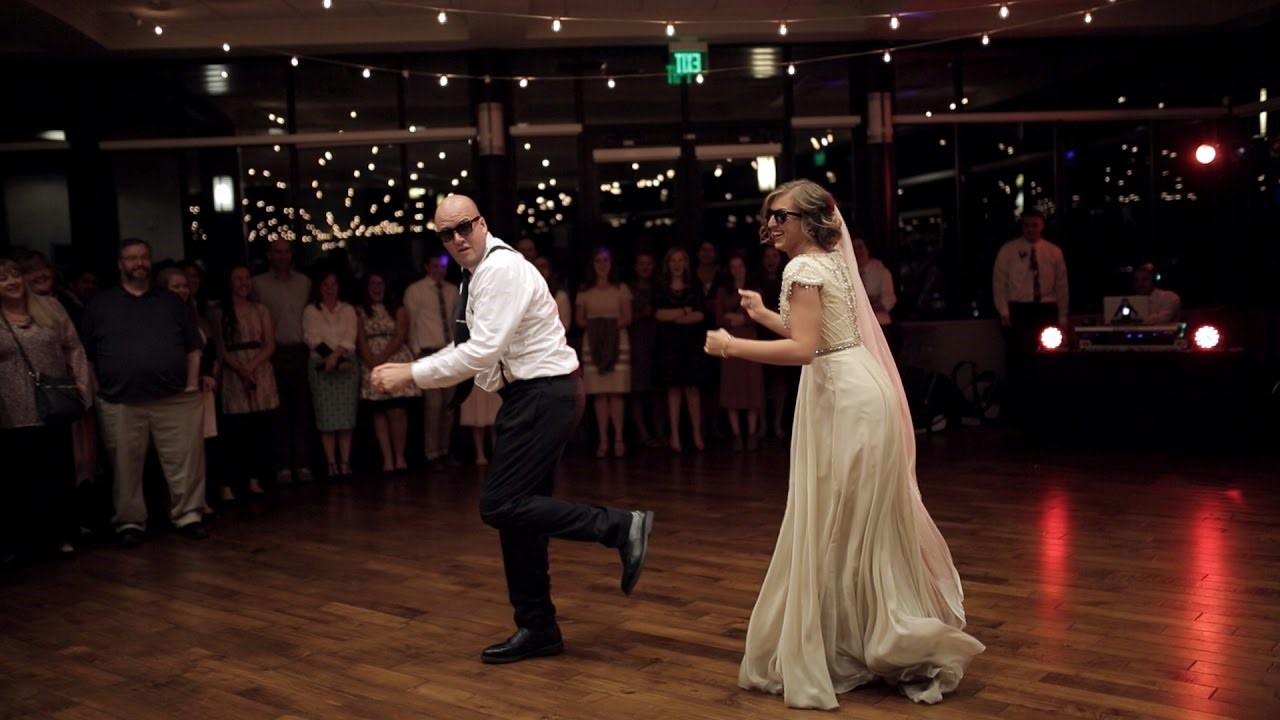 Défi de danse amusant.