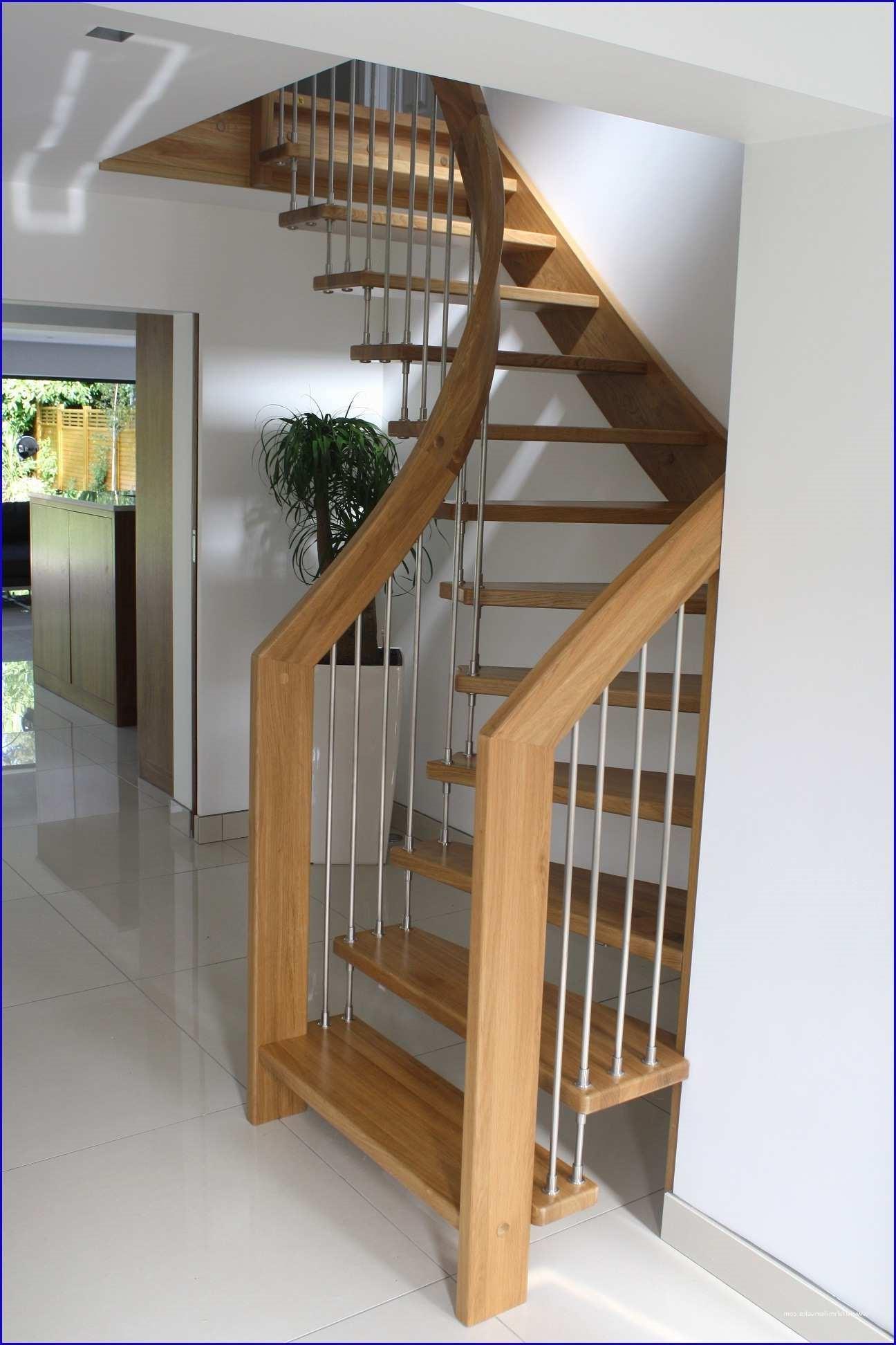 Optez pour un escalier ouvert.