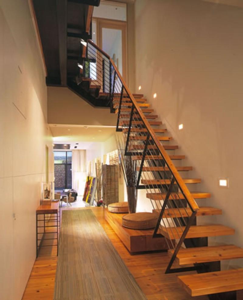 En fait, de nombreux propriétaires feront cette partie de la maison en blanc et sans décoration.