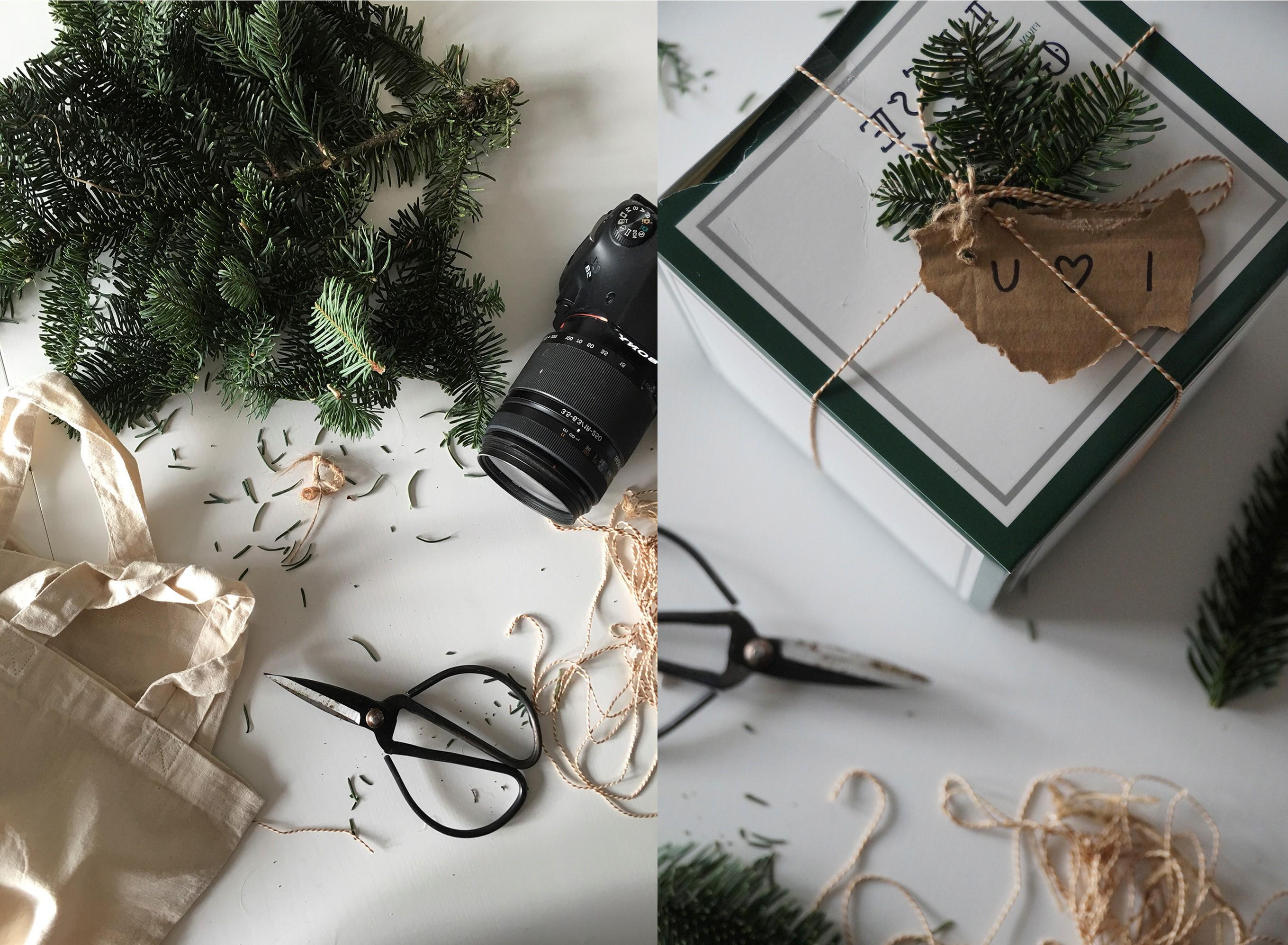 Noël zéro déchet: recyclez les vieilles lumières scintillantes.